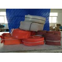 Buy cheap Industrial Roller Silicone Tube Extrusion OD 50 - 500mm / Silicone Pipe from wholesalers