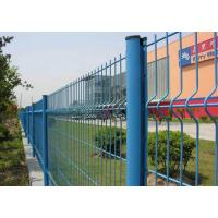 Buy cheap Welded Wire Mesh Fence Panels With Triangle Shape used For Garden from wholesalers