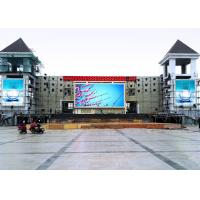 Buy cheap Full Color P4.81 SMD Light Weight Seamless LED Display Sign Moving Board from wholesalers