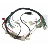 Buy cheap 18 AWG Motorcycle Custom Wiring Harness , JST Connector Cable And Harness Assembly from wholesalers
