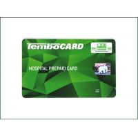 Buy cheap Loyalty VIP Magnetic Stripe Card Contact Type Read - Write Method 0.76mm Standard Thickness from wholesalers