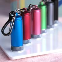 Buy cheap waterproof LED mini torch keychain for promotion product