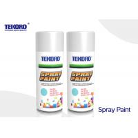 Wholesale Acrylic Aerosol Spray Paint Various Colors For Crafts / Furniture Decoration from china suppliers