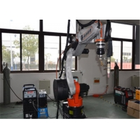 China Stainless Steel Robotic Welding Equipment 10Kg Maximum Payload Outstanding Security on sale