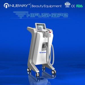 China Non invasive ultrasonic liposuction & cavitation HIFU slimming equipment for fat loss on sale