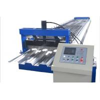 Wholesale 50Hz 45# forging steel corrugated Metal Profile Roof Sheet Forming Machine from china suppliers