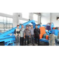 Wholesale Heavy Duty Tire Crusher Machine Recycling Equipment20Pcs Blades from china suppliers
