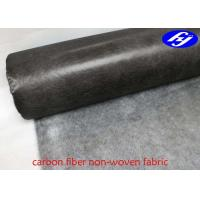 Wholesale Ultralight Carbon Fiber Fabric Non Woven Surface Carbon Fiber Mat For FRP Processes from china suppliers