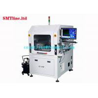Buy cheap PCB Selective Conformal Coating Machine With Transmission Motor Power 24v DC 3w from wholesalers
