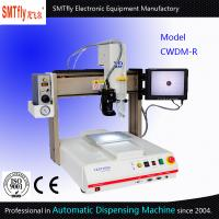 Buy cheap Automatic Bench Glue Dispensing Machines Smt Solder Paste Dispensing Robot from wholesalers