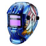 Buy cheap Custom Welding Mask For MIG TIG Arc Welding Best Welding Helmet Decals American Flag Eagle Welding Hood from wholesalers
