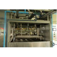 Buy cheap PLC Control Reciprocate Paper Pulp Molding Machine With Single Layer Dryer from wholesalers