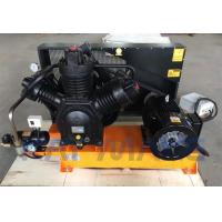 Buy cheap High Pressure Piston Type Air Compressor Support Clean Air 800RPM Speed from wholesalers