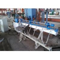Buy cheap Automatic Wire Straightener And Cutter , High Speed Wire Steel Rod Straightening Machine from wholesalers