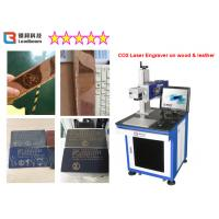 Buy cheap 60W Wood Laser Engraving Machine For Wood Craft , Stone Carving Machine With High Speed from wholesalers