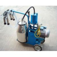 Portable Milking Machine for Milking Cows or Buffalos Manufactures