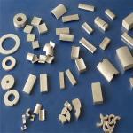 Buy cheap Factory Arc/Tile shape/block SmCo Segment Samarium Cobalt Motor Magnets from wholesalers
