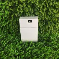 Buy cheap Washroom Plastic Automatic Air Freshener Dispenser Machine With Timer And Inside Fan from wholesalers