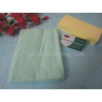 Buy cheap pva chamois towel from wholesalers