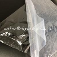 Buy cheap Medical Grade Transparent Silicon Rubber Sheet Roll 1~25mmX500~1400mm from wholesalers