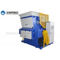 Buy cheap High Capacity Plastic Waste Shredder Machine For Woven Bags Fishnet Cutting Machine from wholesalers