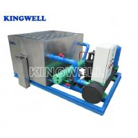 Buy cheap Energy Saving Salt Water Ice Block Machine 1000kg For Small Ice Plant from wholesalers