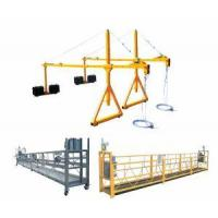 Buy cheap Swing Stage/Suspended Access Platform product