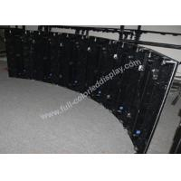 Buy cheap Small Flexible Led Screen , Curved Led Screen Fast Install 6.25mm from wholesalers