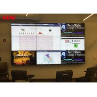 Buy cheap Samsung Panel DDW LCD Video Wall With Anti Glare Surface 5.3mm Bezel Width from wholesalers