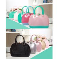 Buy cheap Hot Selling PVC lady bag, PVC shell bag with factory price from wholesalers