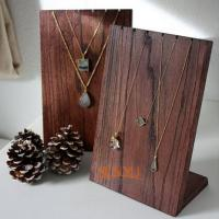 Buy cheap Wooden Retail Mdf Jewellery Necklace Display StandsHandmade Craft from wholesalers
