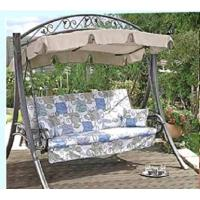 Buy cheap DELUXE 3-SEATER SWING BENCH/BED from wholesalers