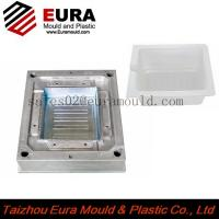Buy cheap China Taizhou Huangyan OEM plastic product manufacturer, plastic freezer insert tray mould from wholesalers