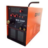 Buy cheap MIG250P Pulse Aluminum Welding Machine 9.2KVA with Digital Control Easy to Move from wholesalers