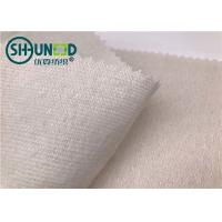 Wholesale Eco - Friendly Soft Woven Interlining Fabric / Wool Interlining Fabric For Bag from china suppliers