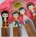 China National Doll comb N171 on sale