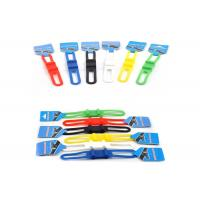 Buy cheap Multifuction Colorful Flexible Silicone Elastic Bicycle Tie Strap ,Bike Silicone Band , Bike Strap from wholesalers
