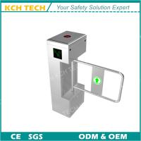 Wholesale Facial Recogintion Access Control Swing Barrier Turnstile Gate Protection from china suppliers