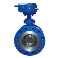 Buy cheap Graphite Seated Flanged End Butterfly Valve F6A Stem PN64 ASTM A216 WCB from wholesalers
