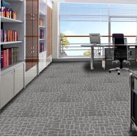 Buy cheap EAKA contemporary cheap high quality pp washable with pattern durable china suppliers pvc fireproof carpet tile from wholesalers