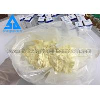 Quality Bulking Raw Steroid Trenbolone Acetate Powerful Powders Fast Muscle Growth for sale