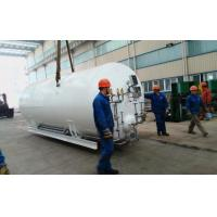 Buy cheap Cryogenic Movable Tank from wholesalers
