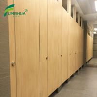 Buy cheap Wholesale factory price compact public toilet cubicle partition from wholesalers