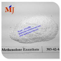 Buy cheap Top Quality raw powder Methenolone Enanthate  very strong  white powder CAS No:303-42-4 Primobolan-depot from wholesalers