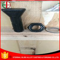 Buy cheap Heat-treated 8.8 Grade Standard Size Bolt and Nut Sets EB898 from wholesalers
