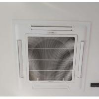 Buy cheap 400CFM 3.8Kw 1RT 4 Way Cassette Fan Cooling Unit from wholesalers