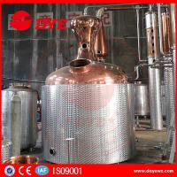 Custom Ethanol Distillation Column , Steam Distillation Apparatus Manufactures