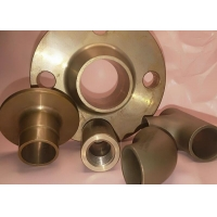 Buy cheap CUNI Welding Neck Flange 3 600# ANISI Factory Wholesale Copper Nickel C70600 90/10 pipe fittings Hot Sale from wholesalers