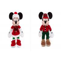 Buy cheap New 2017 Disney Christmas Mickey mouse And Minnie Mouse Plush Toys 18inch from wholesalers