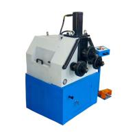 Buy cheap W24 Series CNC Hydraulic Profile Section Pipe Tube Bender Machine from wholesalers